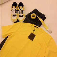 Louis Vuitton Lemon Swag
