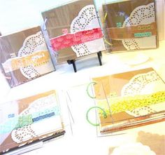 New smash books, created today!in my etsy store... 5 available.. http://bonnierose.etsy.com