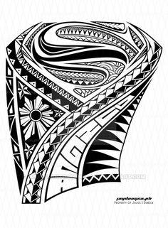 tattoo Samoan Tattoo Superman by JuliusSantosDungca on DeviantArt Maori Tattoos, Maori Tattoo Meanings, Polynesian Tribal Tattoos, Filipino Tribal Tattoos, Maori Tattoo Designs, Marquesan Tattoos, Samoan Tattoo, Wolf Tattoos, Tattoo Sleeve Designs
