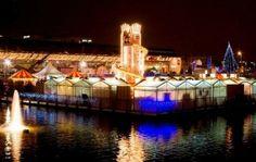 Docklands Christmas Market- Ireland