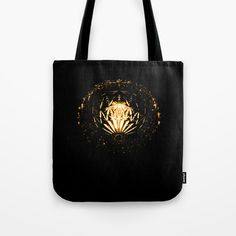 Lamp in the dark Tote Bag by Sverre A. Fekjan. Worldwide shipping available at Society6.com. Just one of millions of high quality products available.