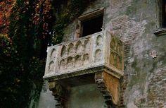 Juliet's Balcony - Verona | Atlas Obscura