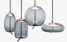Lichterspiel: Design-Lampen von Brokis