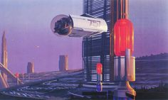 ICASEA: Syd Mead - Unknown