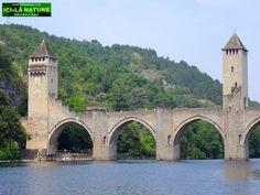 Cahors- Valentré Bridge