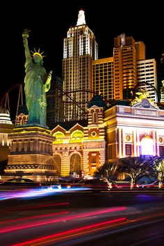 New York Casino Las Vegas, Nevada - We have been here too many times to count! Love this place for a quick get away!