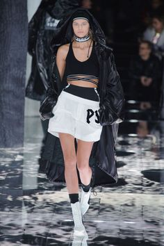 ~ Living a Beautiful Life ~ See the Full Fenty x Puma by Rihanna Fall 2016 Collection