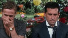 """Ryan Gosling and Steve Carell in """"Crazy, Stupid, Love"""""""
