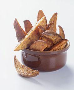Roasted Spiced Sweet Potatoes