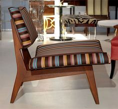 Jens Risom Lounge Chair at Monument