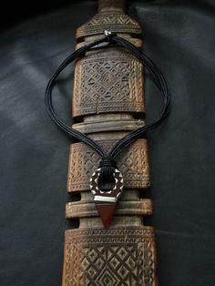 TUAREG TANFOUK,TALHAKIMT,Tuareg amulet,Tuareg talisman,ethnic jewelry,African jewellery, by AstonishingAfrica on Etsy