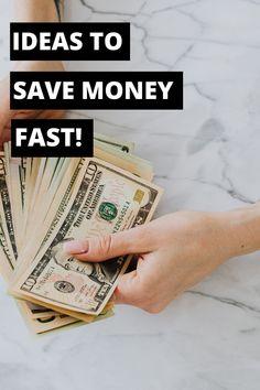 Money Plan, Money Tips, Money Saving Tips, Save Money On Groceries, Ways To Save Money, Savings Accounts, Money Saving Challenge, Saving For Retirement, Managing Your Money
