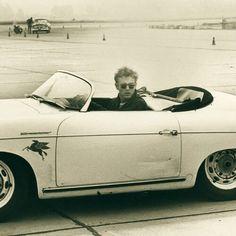 James Dean, Porsche 356. Deux mythes.
