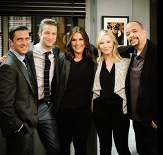 Law&order cast