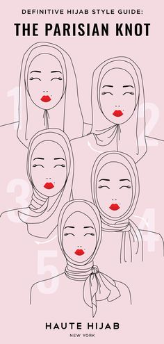 This TuckedIn hijab style keeps you polished and professional with a dash of personality Perfect with either a solid or printed square hijab this look is stylish yet unde. Turban Hijab, Hijab Dress, Hijab Outfit, Niqab, Hijab Fashion Inspiration, Mode Inspiration, Womens Fashion Online, Latest Fashion For Women, Fast Fashion