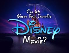 Let's guess which film is part of your world.