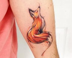 fox tattoos - Google Search                                                                                                                                                                                 More