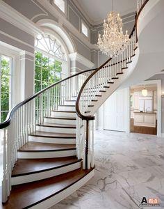 細節裝修丨50款創意樓梯空間 越看越美麗