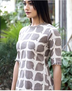 20 Types Of Sleeves For Dresses In Interesting Styles – Fashion Salwar Neck Designs, Churidar Designs, Kurta Neck Design, Neck Designs For Suits, Sleeves Designs For Dresses, Kurta Designs Women, Dress Neck Designs, Sleeve Designs For Kurtis, Salwar Neck Patterns