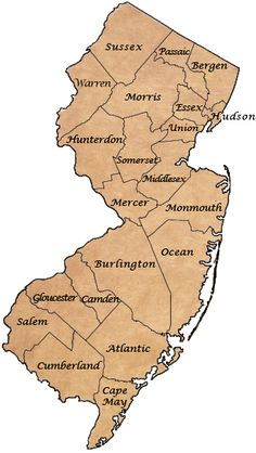 REVOLUTIONARY WAR NEW JERSEY Click On The Map To Begin Exploring New Jersey's Revolutionary War Historic Sites!