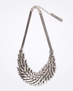 NINA NIKICIO. archangel trees necklace.