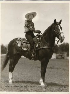 She won big at rodeos, played in movies and has been inducted in the National Cowboy & Western Heritage Museum, Pendleton, and National Cowgirl halls of fame. Description from pinterest.com. I searched for this on bing.com/images