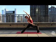 Intermediate Yoga Routine - Balance In a State of Flux