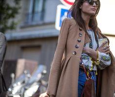 Street style Paris Fashion Week - From Paris with Love - Vogue Nederland