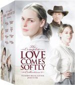 "The Complete Love Comes Softly Collection.  If you've only seen the movies, do yourself a favor and read the books.  They are MUCH better.  Don't think you'll already know how the series ends because the books and the movies are quite different from each other.  If you enjoyed the ""Little House"" books growing up, you'll enjoy this series."
