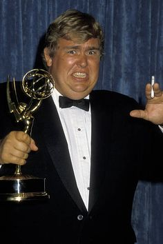 Actor John Candy attends Annual Primetime Emmy Awards on September 25 1983 at the Pasadena Civic Auditorium in Pasadena California Actor John, Actrices Hollywood, Celebs, Celebrities, Funny People, In Hollywood, Movie Stars, Famous People, Actors & Actresses
