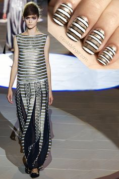 MANICURE MUSE: Marc Jacobs Spring '13 Typically, when Marc...