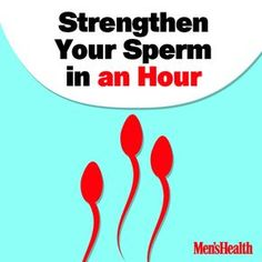 This activity can help you increase #sperm count by 43%: http://www.menshealth.com/fitness/strengthen-your-sperm-in-an-hour?cid=soc_pinterest_content-health-july14_strengthensperm