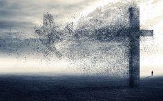 boyart | Dark Cross Wallpaper Widescreen