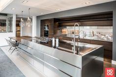 Van Boven - Modern Keuken Ontwerp - Hoog ■ Exclusieve woon- en tuin inspiratie.