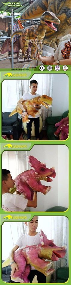 Land Before Time 95261: Large Hand Dinosaur Puppet 3 -> BUY IT NOW ONLY: $1000 on eBay!