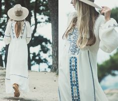 #fashion #women's #outfit's   #style #chic #class  #dapper  #clasic  #summer  #look #Chicwish Boho Dress