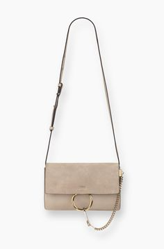ec8d62e3fb149 Bought // Chloe Faye Bag in Calfskin and Suede in Motty Grey @ Barneys COOP  a few blocks away from me in Brooklyn. I'm super happy with it!