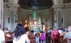 Apariciones de la virgen, en www.lasextaseccion.com.ar