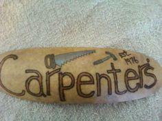 For Mr. Carpenter. Carpenter, Gourds, Fish Tattoos, Pumpkins, Squashes