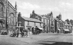 The Cross, Dalry, North Ayrshire  1940's