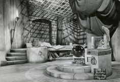 mgm  Wizard of Oz set