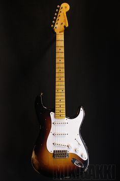 FENDER CUSTOM SHOP[フェンダーカスタムショップ] 60th Anniversary 1954 Heavy Relic Stratocaster|詳細写真