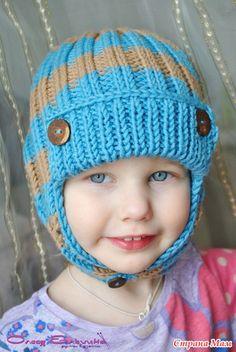 18411239f keđ vonku vládne pani zima 2. Разрешите показать еще несколько шапок, моих  самых любимых Эта шапочка простая и милая, придумала