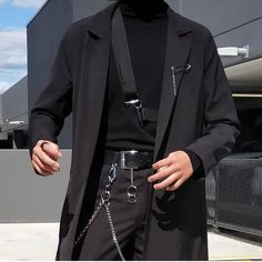 Discover recipes, home ideas, style inspiration and other ideas to try. Edgy Outfits, Grunge Outfits, Grunge Fashion, Fashion Outfits, Rock Outfits, Fashion Sites, Lolita Fashion, Fashion Advice, Korean Fashion Men