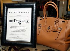 On Sunday, October 20, Ralph Lauren partnered with the @ASPCA to host an event in honor of National Adopt-a-Shelter-Dog Month