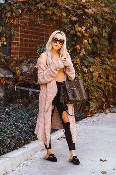 Blondie in the City | Louis Vuitton Popincourt MM