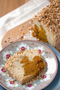 Mimi's Fairy Cakes: Eichhörnchen-Kuchen mit Herbstgeschmack