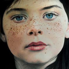 How I wish I could draw like that! Breathtaking colored pencil drawings!