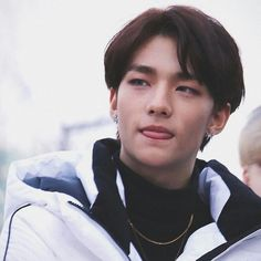 #wattpad # in which seungmin wants a boyfriend just like the one in the photo.