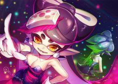 See more 'Squid Sisters' images on Know Your Meme! Splatoon Games, Splatoon 2 Art, Splatoon Comics, Splatoon Squid Sisters, Sisters Images, Callie And Marie, Pokemon, Ecchi, Mandala